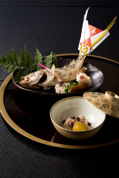 Iwai-uo (Celebration Fish)