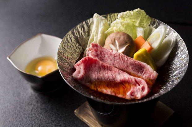 Himi-gyu Sukiyaki