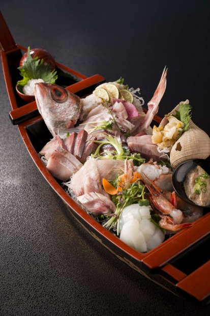 Chef's Recommended Sashimi Boat