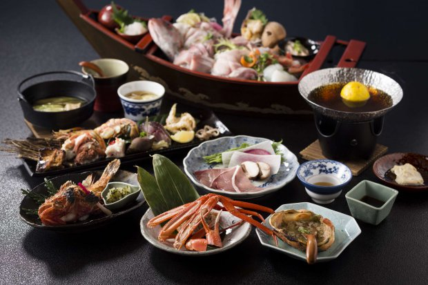 Chef's recommended KAISEKI course